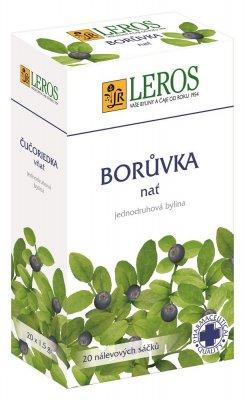 Leros Borůvka nať 20x1.5 g