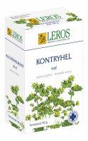 Leros Kontryhel nať sypaný čaj 50 g