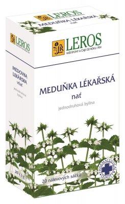 Leros Meduňka lékařská nať 20x1 g