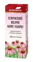 Aromatica Echinaceové bylinné kapky 100 ml