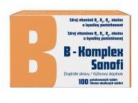 B-Komplex Sanofi 100 tablet