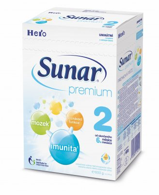 Sunar Premium 2 600 g