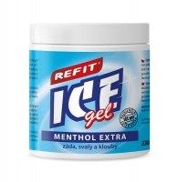 Refit ice Masážní gel s mentholem 230 ml