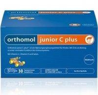 Orthomol Junior C plus mandarinka 30 denních dávek