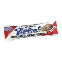 WEIDER Yippie! Bar Cookies-Double Choc tyčinka 45 g