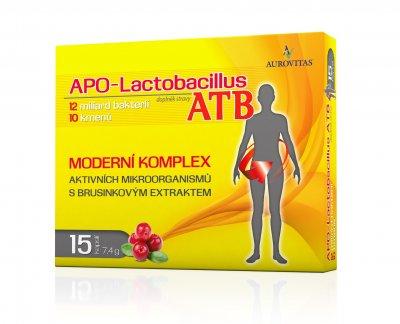 Apo- Lactobacillus ATB 15 kapslí