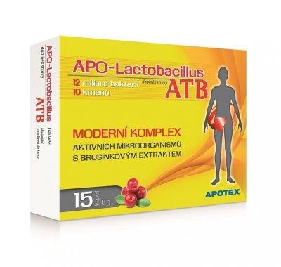 Apotex APO-Lactobacillus ATB 15 tobolek