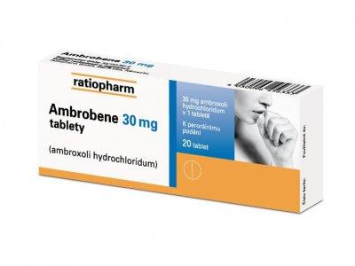 Ambrobene 30 mg 20 tablet