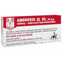 Ambroxol AL 30 mg 20 tablet