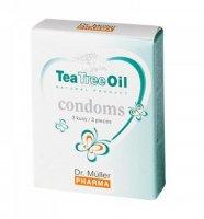 Dr. Müller Tea Tree Oil kondomy 3 ks
