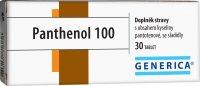 Generica Panthenol 100 30 tablet