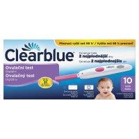 Glynn Aesthetics Clearblue digitální ovulační test 10 ks