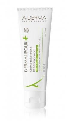 A-Derma Dermalibour+ creme reparační krém 50 ml