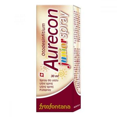 Fytofontana Aurecon ušní sprej Junior 30 ml