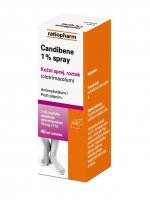 Candibene 1% spray 40 ml