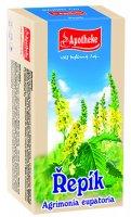 Apotheke Řepík lékařský čaj nálevové sáčky 20x1,5 g