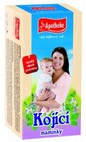 Apotheke Pro kojící matky čaj nálevové sáčky 20x1,5 g