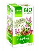 Apotheke BIO Pohankový čaj nálevové sáčky 20x1,5 g