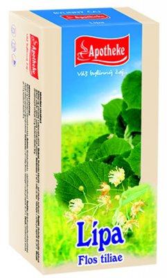 Apotheke Lipový čaj nálevové sáčky 20x1,5 g