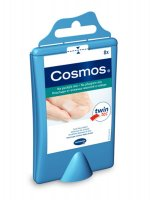 Cosmos Na puchýře mix Twin tec náplast 8 ks