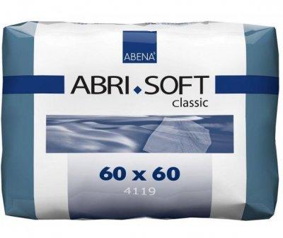 Abri Soft 60 x 60 cm inkontinenční podložky 25 ks