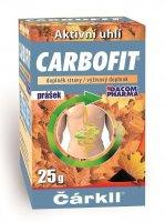 Carbofit Čárkll prášek 25 g
