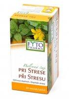 Fytopharma Čaj proti stresu 20x1 g