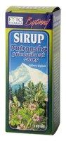 Fytopharma Tatranská průdušková směs bylinný sirup 100 ml