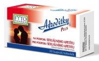 Fytopharma Afroditky Plus tobolky pro sexuální apetit 30 ks