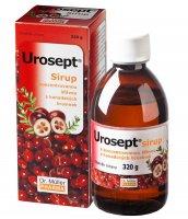 Urosept sirup 320 g