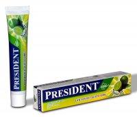 President Zubní pasta Junior limetka 50 ml