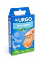 Urgo Aqua-protect 10 x 6 cm omyvatelná náplast 10 ks