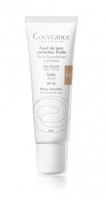 Avene Couvrance Tekutý krycí make-up SPF 20 30 ml tmavší odstín