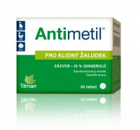 Antimetil 30 tablet