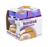 Nutridrink Compact Protein káva 4x125 ml