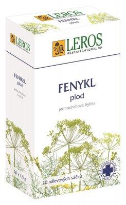 Leros Fenykl plod 20x1,5 g