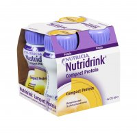 Nutridrink Compact Protein banán 4x125 ml