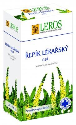 Leros Řepík lékářský - nať porcovaný čaj 20x1,5 g