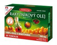 Terezia Rakytníkový olej 100% 30 tobolek