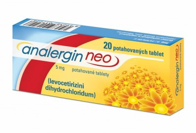 Analergin Neo 5 mg 20 tablet