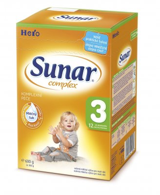 Sunar Complex 3 (nový) 600 g