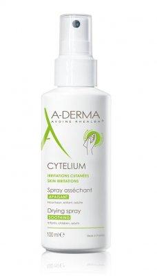 A-Derma Cytelium vysušující sprej 100 ml