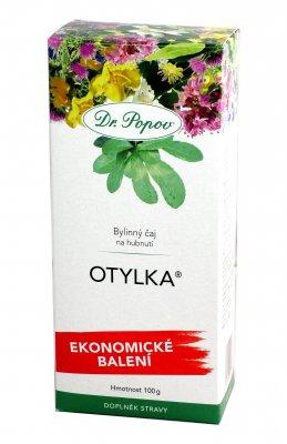 Dr. Popov Otylka bylinný redukční čaj 100 g