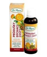 Dr. Popov Průdušky-dýchací cesty bylinné kapky 50 ml
