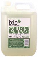 Bio d Tekuté dezinfekční mýdlo na ruce limetka+Aloe náhradní kanystr 5 l