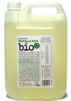 Bio d Prostředek na mytí nádobí náhradní kanystr 5 l