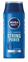 Nivea MEN Strong Power šampon 250 ml