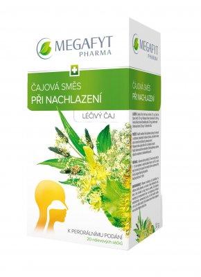 Megafyt ČAJOVÁ SMĚS PŘI NACHLAZENÍ 20x1,5 g