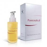 Fc Pureceutical čistící gel proti jemným vráskám 125 ml