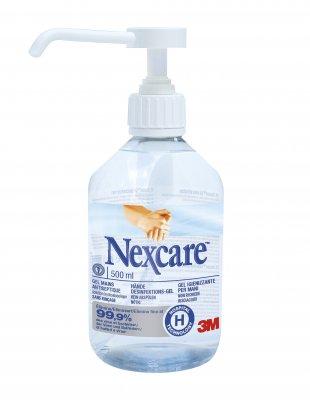 3M Nexcare Desinfekční gel na ruce 500 ml